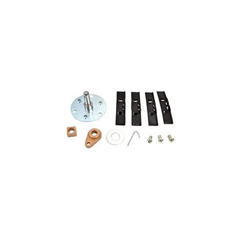 Trova un kit albero tamburo di ricambio per asciugatrici Hotpoint VTD00G VTD00P VTD00T VTD20G VTD20P VTD20T