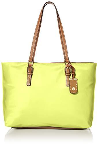 Tommy Hilfiger Tote Bag for Women Julia, Lemon Lime