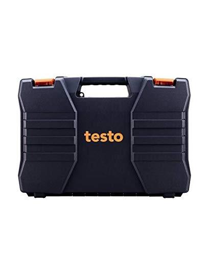 Testo SE & Co.KGaA 0516 1200 Servicekoffer f&uumlr Messger&aumlt, F&uumlhler und Zubeh&oumlr, Abmessung 454 x 316 x 111 mm