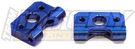 4 Hub Integy RC Model Hop-ups C27013ORANGE 12mm Hex Wheel 14mm Offset for 1//10 Scale Truck /& Buggy