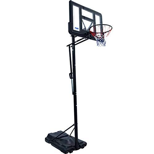 Canasta de baloncesto - Chicago Altura ajustable de 2.30 m hasta 3.05 m (7.5 'a 10')