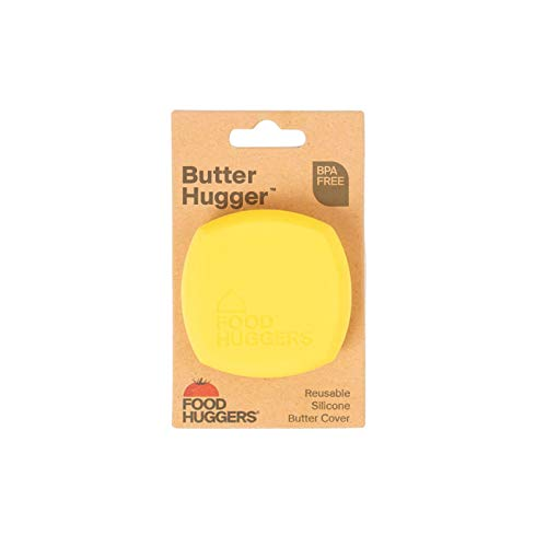 msc butter dishes Butter Hugger - Patented Butter Cover - Keeps your butter snugly sealed and fresh