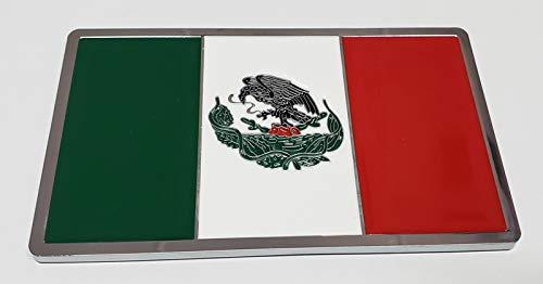 mexico car emblem - 3