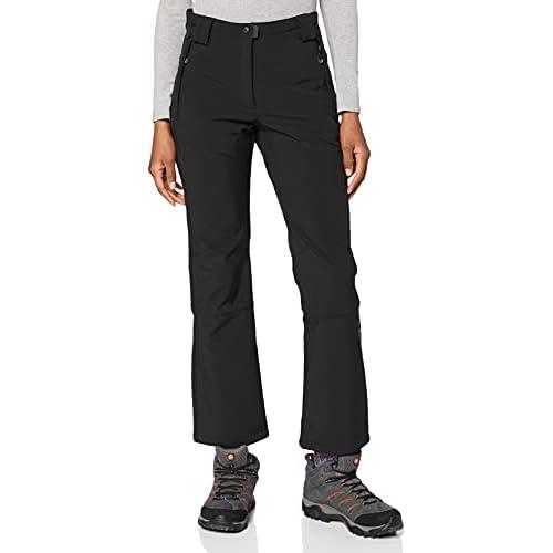CMP 3A00486N, Pantaloni Donna, Nero (Black), XS