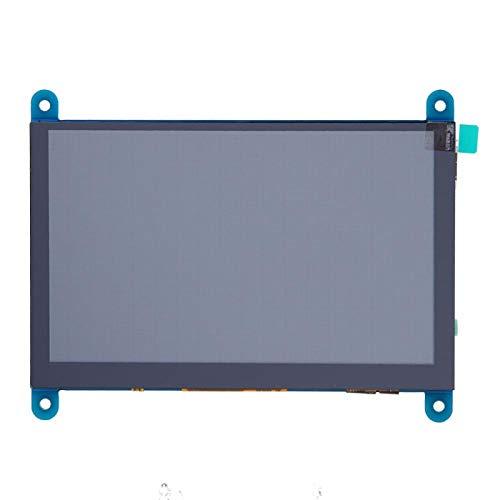 800 x 480 Pantalla HDMI de 5 pulgadas Monitor táctil Condensador LCD Pantalla táctil USB Free-Drive para Raspberry Pi