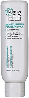 Nutress Hair Moisturizing Protein Treatement for Damaged Hair 6oz