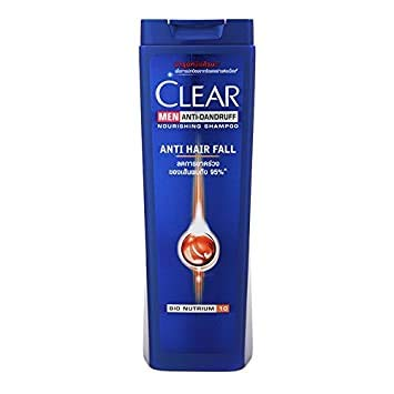 CLEAR SHAMPOO ANTI DANDRUFF HAIR FALL FOR MEN WITH GINSENG EXTRACT AUX 3X400M