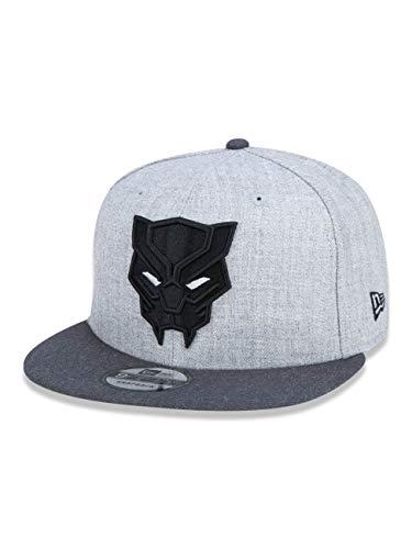 New Era 9Fifty Snapback Marvel Comics Cap - Black Panther