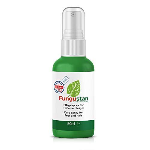 Fungustan | Pflegespray für Füße und Nägel (1 Flasche á 50ml)