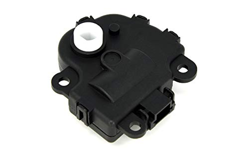 HVAC Air Blend Door Actuator - Compatible for Chevy Impala, Corvette, Malibu - Buick, Pontiac, Cadillac - Replaces 1573517, 1574122, 15844096, 22754988, 52409974, 604-108, 15-74122, Etc - Heater Temp