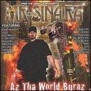 Az Tha World Burnz