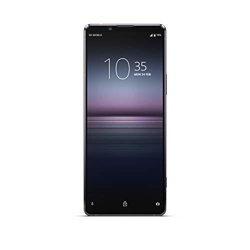 SONY Xperia 1 II   Smartphone Android - Ecran 6,5 4K OLED 2