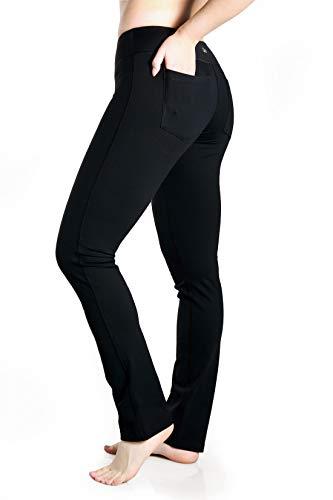 Yogipace - Yoga-Hosen für Herren in 29inseam-rear Pockets, Größe XX-Large Tall 35