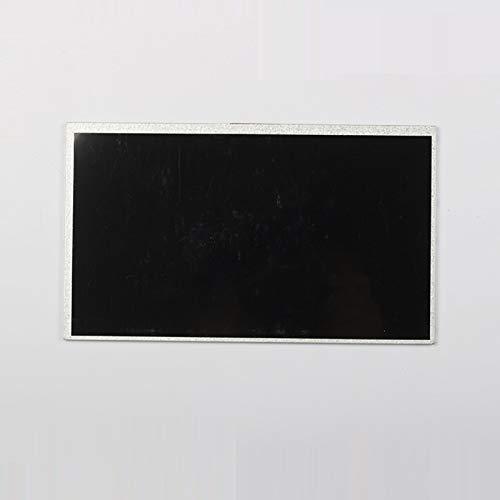 Monitor de Pantalla Plana Pantalla LCD de Tableta PC de 10.1 Pulgadas H101H30-V4 Pantalla LCD digitalizador de reemplazo del Sensor (Color : Black)