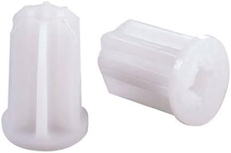 1 Shepherd Hardware 9071 7//8-Inch Plastic Furniture Socket