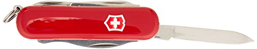 Victorinox Swiss Army Midnite Manager Pocket Knife, Red