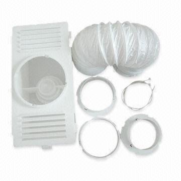 Kabalo Universal Sèche-linge Ventilation condenseur Kit - avec évent flexible, boîte de condenseur et connecteurs [Universal Tumble Dryer Ventilation Condenser Kit - with vent hose, condenser box and connectors]