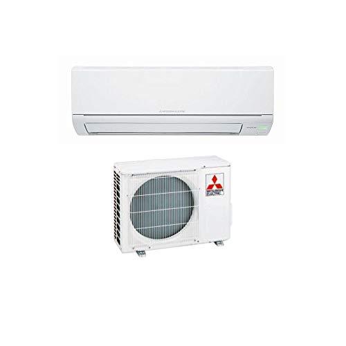 Aire acondicionado MITSUBISHI ELECTRIC Kit completo de pared DC Inverter/bomba de calor - 9000 BTU
