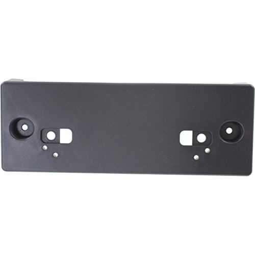 New Front License Plate Bracket For 2010-2012 Nissan Altima Sedan, No Hardware Included NI1068119 96210ZX01A