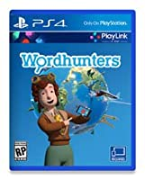 Wordhunters playstation 4 ワードハンタープレイステーション4 北米英語版 [並行輸入品]