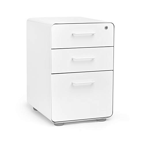 Top 10 Best 3 Drawer Rolling File Cabinet Reviews 2018-2019 cover image