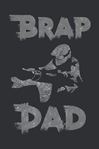 Brap Dad (Gratitude Journal): Daily Gratitude Journals, Cycling Retirement Gifts