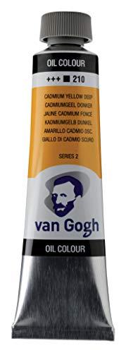 Royal Talens : Van Gogh Oil Paint : 40ml : Cadmium Yellow Dp S2