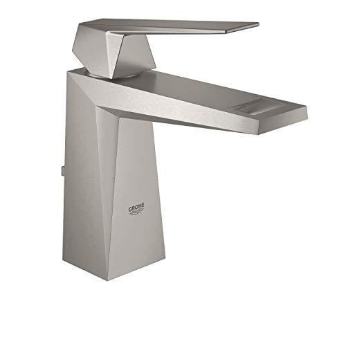 Grohe Allure Brilliant 23029DC0 - Grifo monomando para lavabo (DN 15, tamaño M)