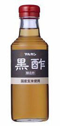 マルカン 国産玄米使用黒酢 360mL
