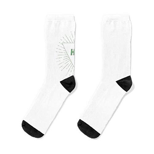 hwd TShirt print tshirt creative boys designed long sleeves tshirts top quality C_O_T_T_O_N fabric male clothing choose love always Socks Pattern Socks, Warm Crew Socks, casual socks