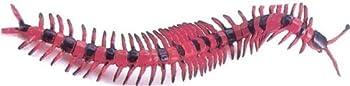 MameJo 10 Inch Poseable Realistic Rubber Insect Replica - Centipede