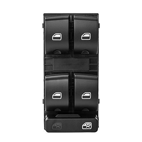 Para Audi A4 B6 Audi A4 B7 Coche eléctrico PowerT Master Window Interruptor Botón Accesorios para automóviles botones elevalunas