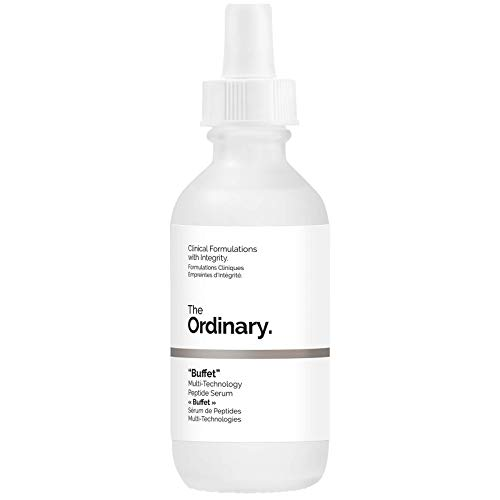 The Ordinary Buffet Supersize Serum 60ml