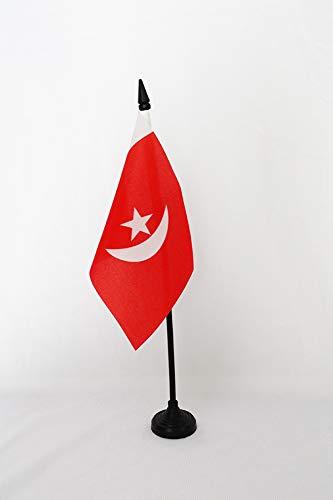 AZ FLAG UMM al-Qaiwain Table Flag 4