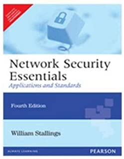 Network Security Essentials: Applications and Standards - International Edition
