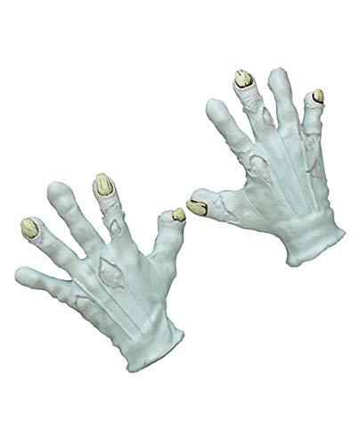Horror-Shop Clown mauvais latex Mains