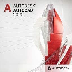 Autodesk AutoCAD 2020 | Licenza di 1 anni | Windows (solo 64 bit) | Consegna espressa 24h | incl. accesso al download