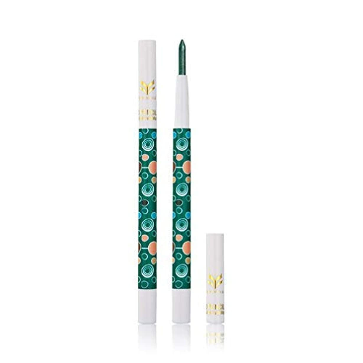 クリア批判便益美容化粧品ツールロータリーデザイン蛍光ペンアイシャドー鉛筆化粧品のグリッターアイシャドウアイライナーペン