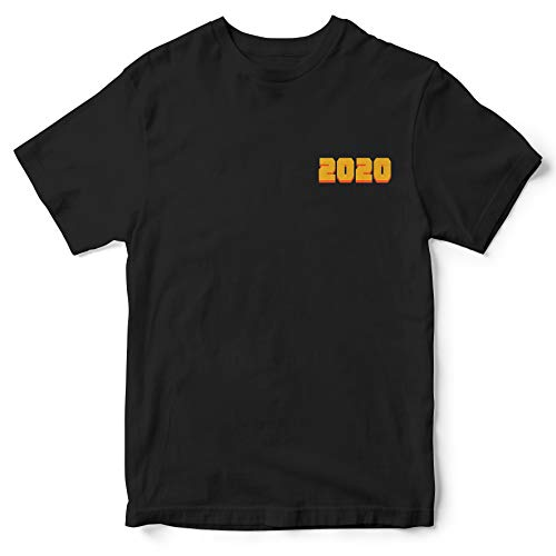 2020 Written And Directed by Quentin Quarantino T- Shirt 2N Idea Regalo Maglia Maglietta Collezione Personaggi Regista Film Movie Quentin Tarantino Funny t Shirts covid 19 Pandemia Virus (XXL)