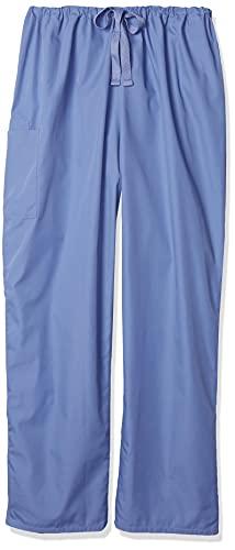 CHEROKEE Big & High odzież robocza Scrubs unisex Cargo Pants, Ceil, XXL Krótki