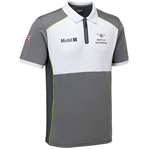 Bentley Motorsports Men's Team Polo Shirt (2XL)