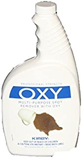 Kirby Shampoo Vacuum CARPET RUG all Purpose Spot Remover OXY Stain Cleaner 22 Oz