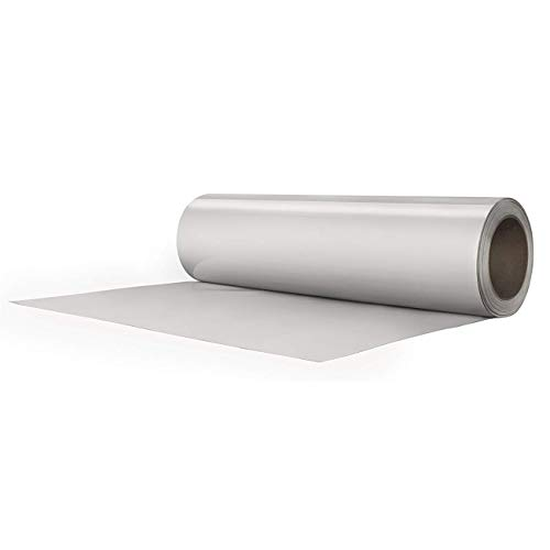 Tough Grade 8.5 Arctic White RV Fiberglass Sidewall | Roofing Product (40 Foot)