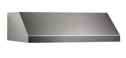 Broan RP130SS Pro-Style Under-Cabinet Range Hood, 30-Inch, Stainless Steel