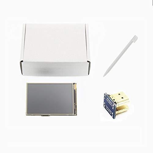 weichuang Electronic Accessories - Pantalla táctil HDMI de 3,5 pulgadas (60 FPS...