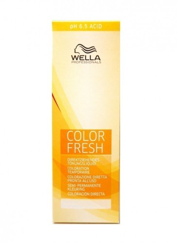 Wella Color Fresh 6/34 dunkelblond gold-rot 75ml