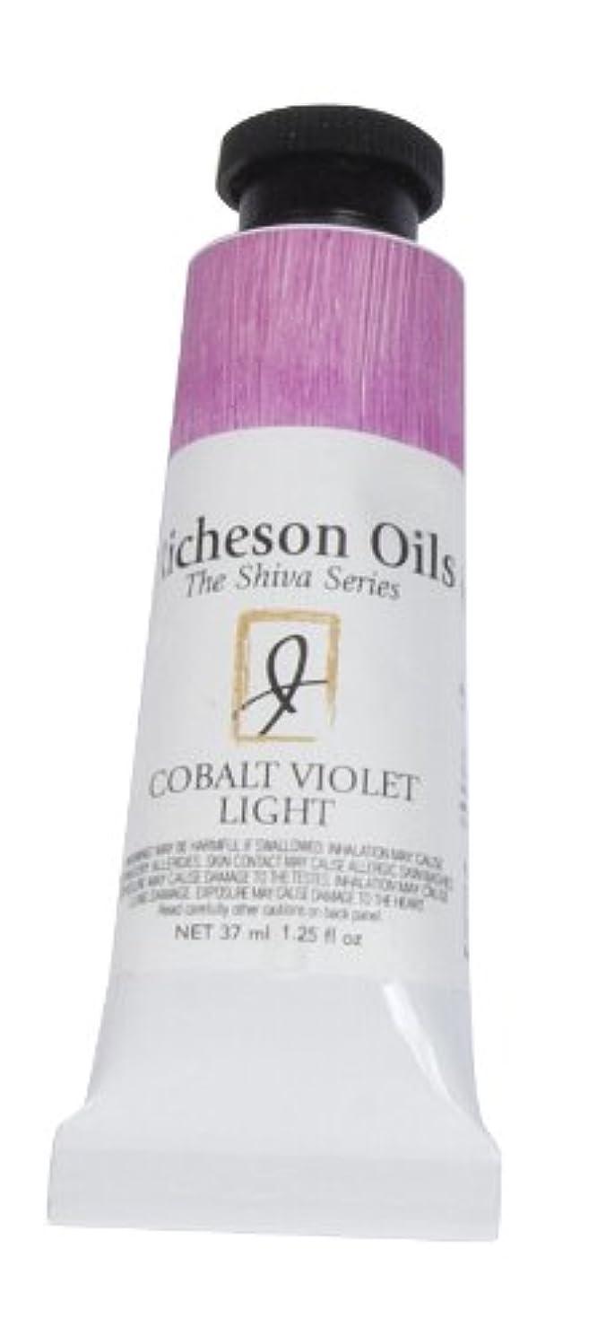 Jack Richeson Jack Riches on 37-Ml Artist Oil Colors, Cobalt Violet Light, 37 mL,