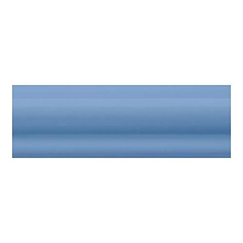 allen + roth 6-Pack Blue Ceramic Wall Tile (Common: 2-in x 6-in; Actual: 5.9-in x 1.96-in)