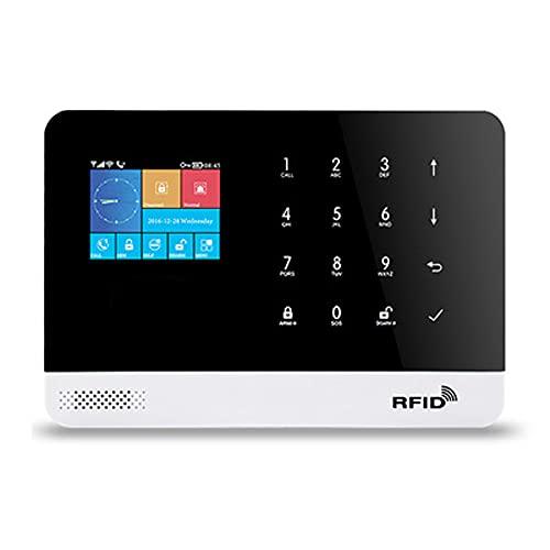 Q&N Wireless Smart Video Alarm Home Burglar Security System Kit Sistema di Allarme (gsm WiFi)