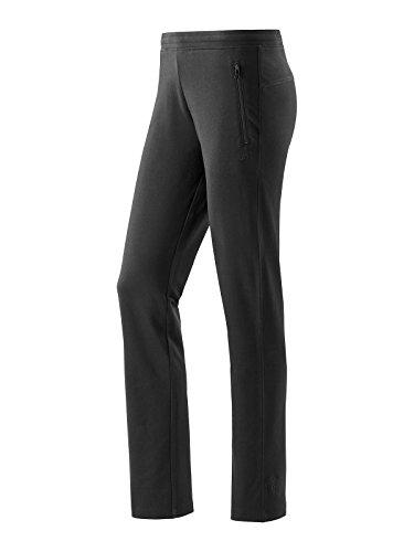 Joy Sportswear Sheryl Damen Freizeithose lang mit Seitentaschen für Freizeit, Sport & Fitness Normalgröße, 46, Black